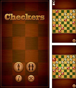 In addition to the sis game Tekken Advance for Symbian phones, you can also download Checkers for free.