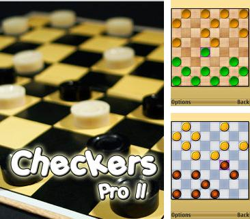In addition to the sis game Primate Plunge for Symbian phones, you can also download Checkers Pro II for free.
