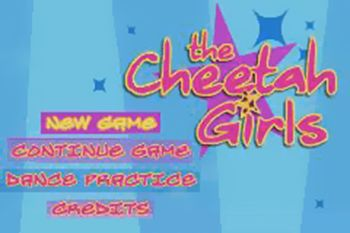 The Cheetah Girls download free Symbian game. Daily updates with the best sis games.