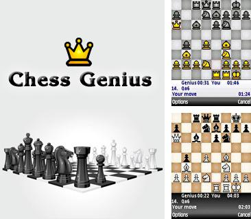 In addition to the sis game Top Rider for Symbian phones, you can also download Chess Genius for free.