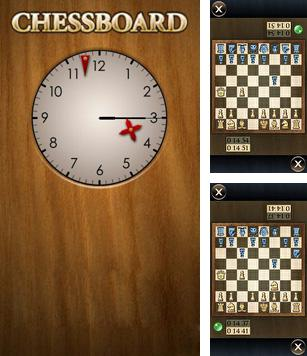 In addition to the sis game Plumber Pete for Symbian phones, you can also download Chessboard touch for free.