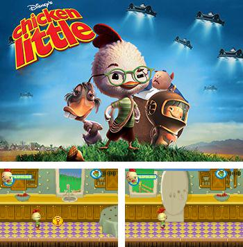 In addition to the sis game Toxic crusaders for Symbian phones, you can also download Chicken Little for free.