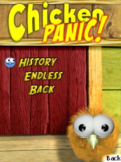 Chicken Panic download free Symbian game. Daily updates with the best sis games.