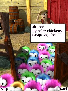 Play Chicken Panic for Symbian. Download top sis games for free.