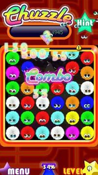 Chuzzle HD download free Symbian game. Daily updates with the best sis games.
