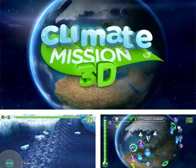 In addition to the sis game Contre Jour for Symbian phones, you can also download Climate Mission 3D for free.