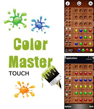 In addition to the sis game Brothers in arms 3D: Earned in blood for Symbian phones, you can also download Color Master Touch for free.