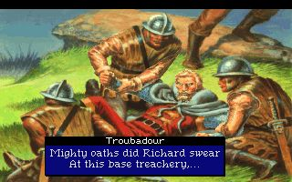 Conquests of the Longbow: The Legend of Robin Hood download free Symbian game. Daily updates with the best sis games.