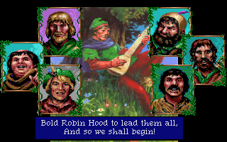 Play Conquests of the Longbow: The Legend of Robin Hood for Symbian. Download top sis games for free.