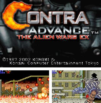 In addition to the sis game Chess for Symbian phones, you can also download Contra Advance: The Alien Wars EX for free.