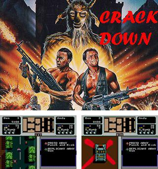 In addition to the sis game Grand Theft Auto Advance for Symbian phones, you can also download Crack down for free.