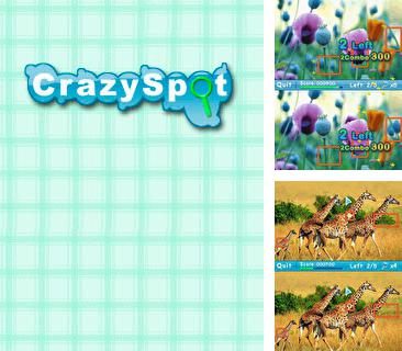 In addition to the sis game Toki for Symbian phones, you can also download Crazy Spot for free.
