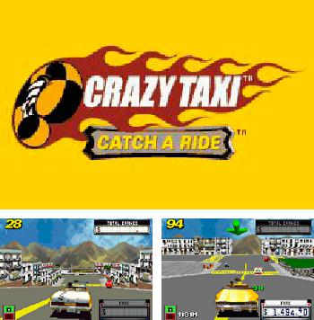 In addition to the sis game Contra: Hard corps for Symbian phones, you can also download Crazy Taxi Catch a Ride for free.