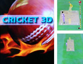 In addition to the sis game FIFA 2009 for Symbian phones, you can also download Cricket 3D for free.