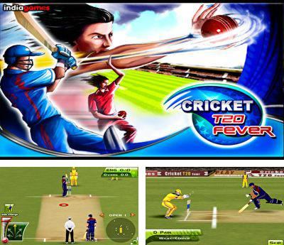 In addition to the sis game Jordan vs Bird: One on one for Symbian phones, you can also download Cricket T20 Fever for free.