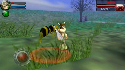 Rings of power - Symbian game screenshots. Gameplay Rings of power.
