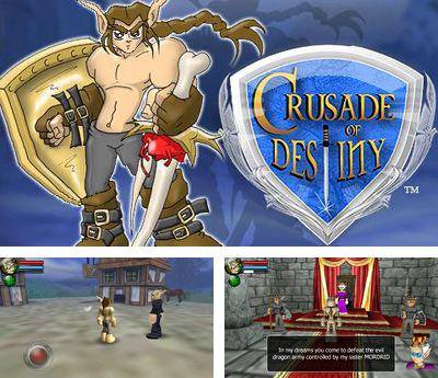 In addition to the sis game Top Rider for Symbian phones, you can also download Crusade of Destiny for free.