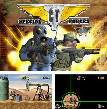 In addition to the sis game Lafix II for Symbian phones, you can also download CT Special forces for free.