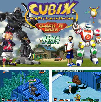In addition to the sis game Zan: Yasha Enbukyoku for Symbian phones, you can also download Cubix. Robots for Everyone Clash'n'Bash for free.