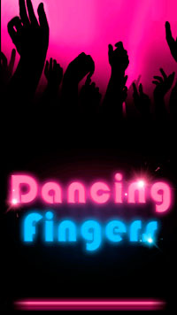Dancing finger