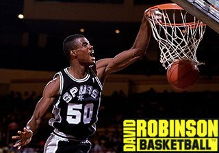 David Robinson basketball