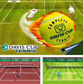 In addition to the sis game Lady Sia for Symbian phones, you can also download Davis cup tennis for free.