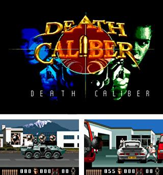 In addition to the sis game Megaman Zero 2 for Symbian phones, you can also download Death caliber for free.
