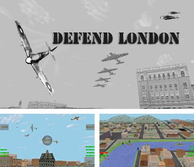 In addition to the sis game Leon and Diamond for Symbian phones, you can also download Defend London 3D for free.