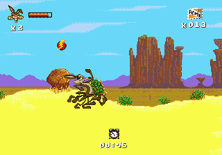 Play Desert Demolition: Starring Road Runner and Wile E. Coyote for Symbian. Download top sis games for free.