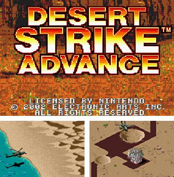 In addition to the sis game Full Throttle for Symbian phones, you can also download Desert Strike Advance for free.