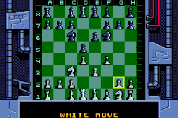 Play Dexter's laboratory: Chess challenge for Symbian. Download top sis games for free.