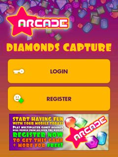 Diamonds Capture download free Symbian game. Daily updates with the best sis games.