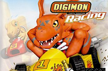 Digimon: Racing