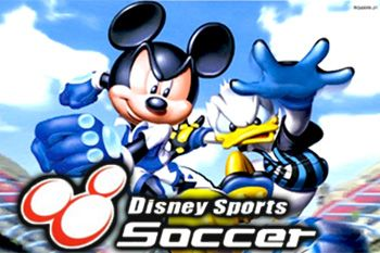 Disney sports: Football (Soccer)
