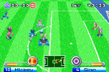 Play Disney sports: Football (Soccer) for Symbian. Download top sis games for free.