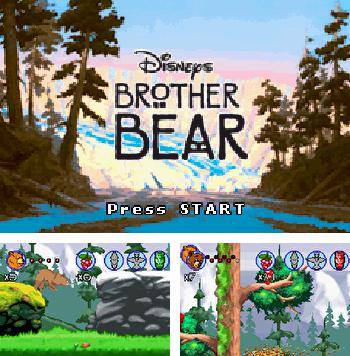 In addition to the sis game Davis cup tennis for Symbian phones, you can also download Disney's Brother Bear for free.