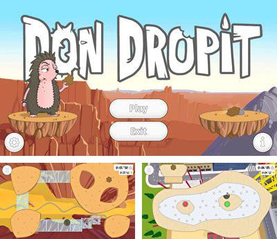 In addition to the sis game Toxic crusaders for Symbian phones, you can also download Don Dropit for free.
