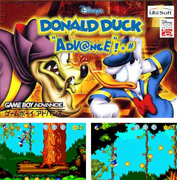 In addition to the sis game Metal Slug: Resistance for Symbian phones, you can also download Donald Duck Advance for free.