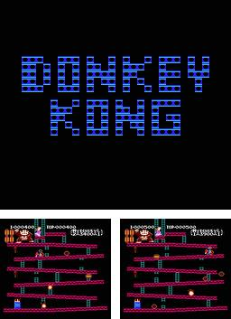 In addition to the sis game Hugo Retro Mania for Symbian phones, you can also download Donkey Kong for free.