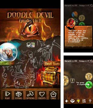 In addition to the sis game Spot goes to Hollywood for Symbian phones, you can also download Doodle Devil for free.