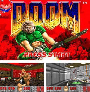 In addition to the sis game Prince of Persia for Symbian phones, you can also download Doom for free.