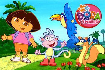 Dora The Explorer Super Star Adventures Téléchargez