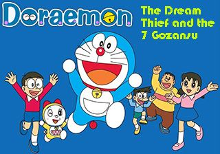 Doraemon: The dream thief and the 7 gozansu
