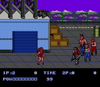 double dragon 2 game download