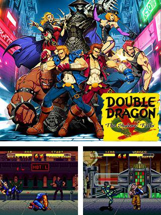 In addition to the sis game Death caliber for Symbian phones, you can also download Double dragon 5: The shadow falls for free.