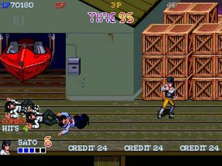 download double dragon game for pc