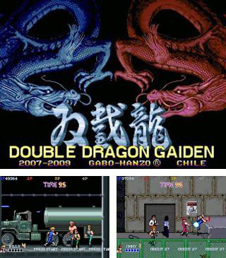 In addition to the sis game Chicken Panic for Symbian phones, you can also download Double Dragon Gaiden for free.