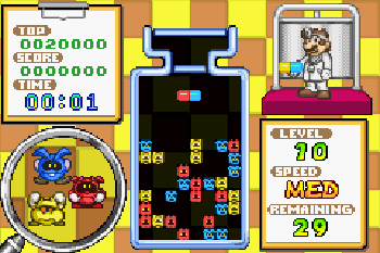 dr mario puzzle league symbian game dr mario puzzle league