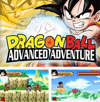 In addition to the sis game Excitebike for Symbian phones, you can also download Dragon ball: Advanced adventure for free.