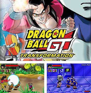 In addition to the sis game King Oddball for Symbian phones, you can also download Dragon ball GT: Transformation for free.
